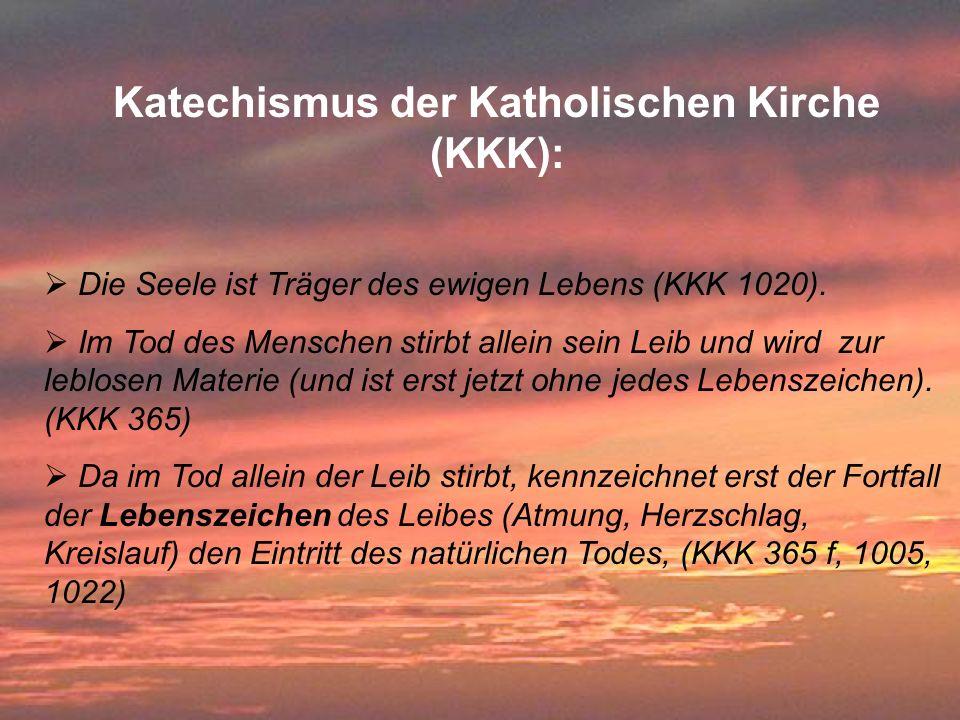 Katechismus der Katholischen Kirche (KKK):
