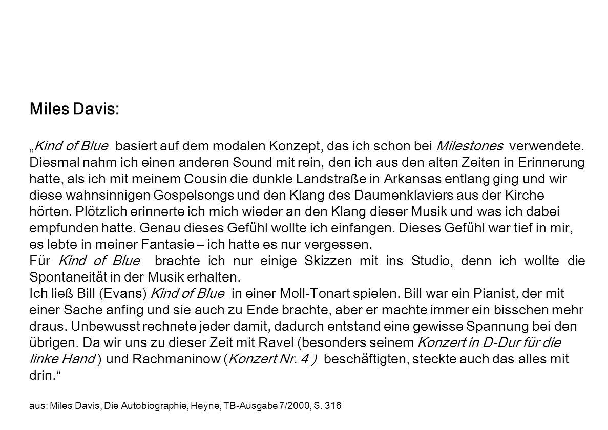 Miles Davis: