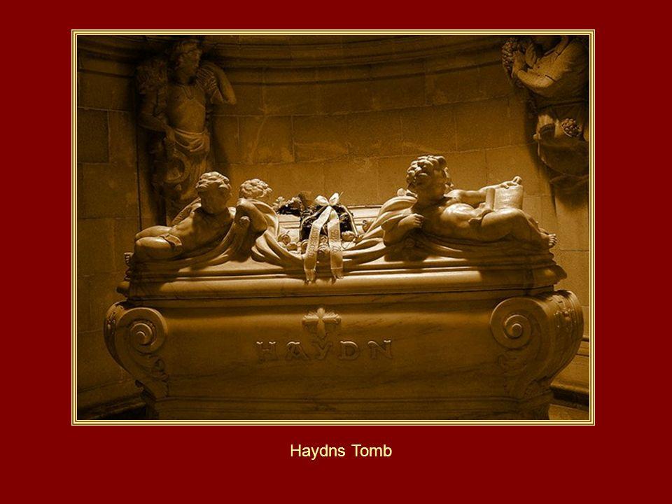 Haydns Tomb Haydns Tomb