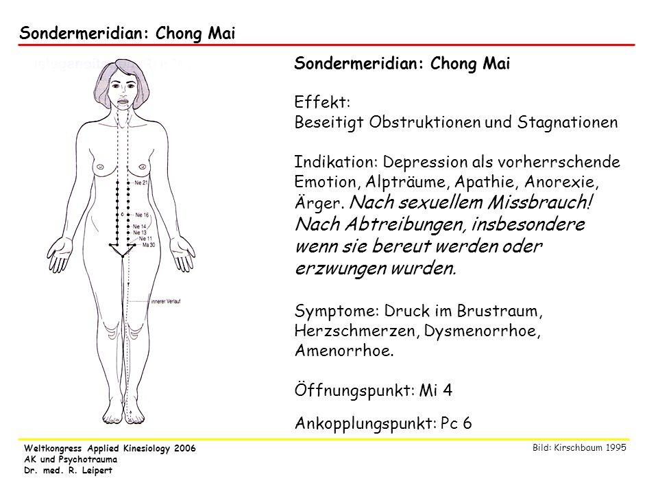Sondermeridian: Chong Mai