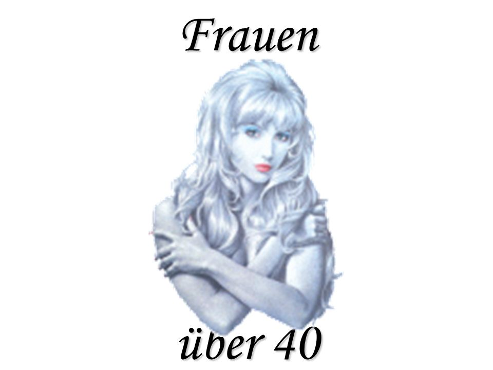 Frauen über 40