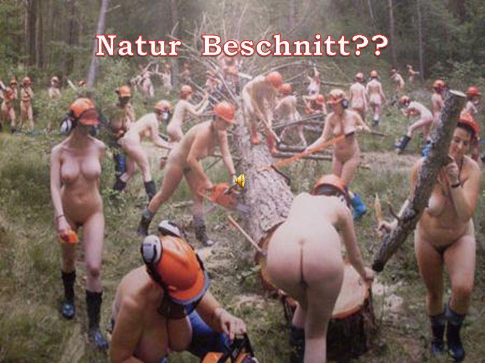 Natur Beschnitt
