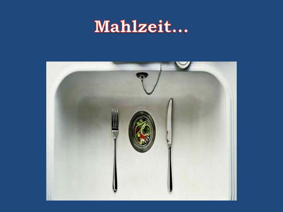 Mahlzeit…