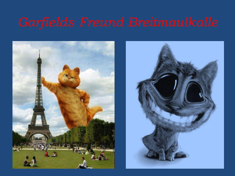 Garfields Freund Breitmaulkalle