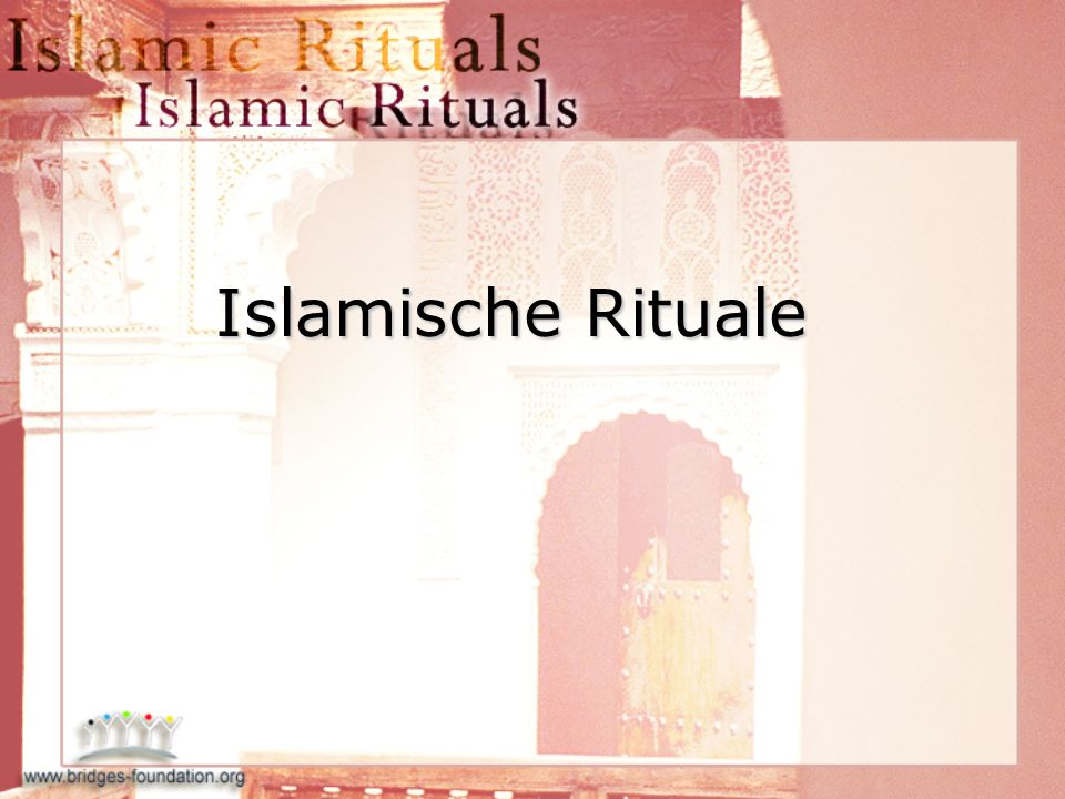 Islamische Rituale