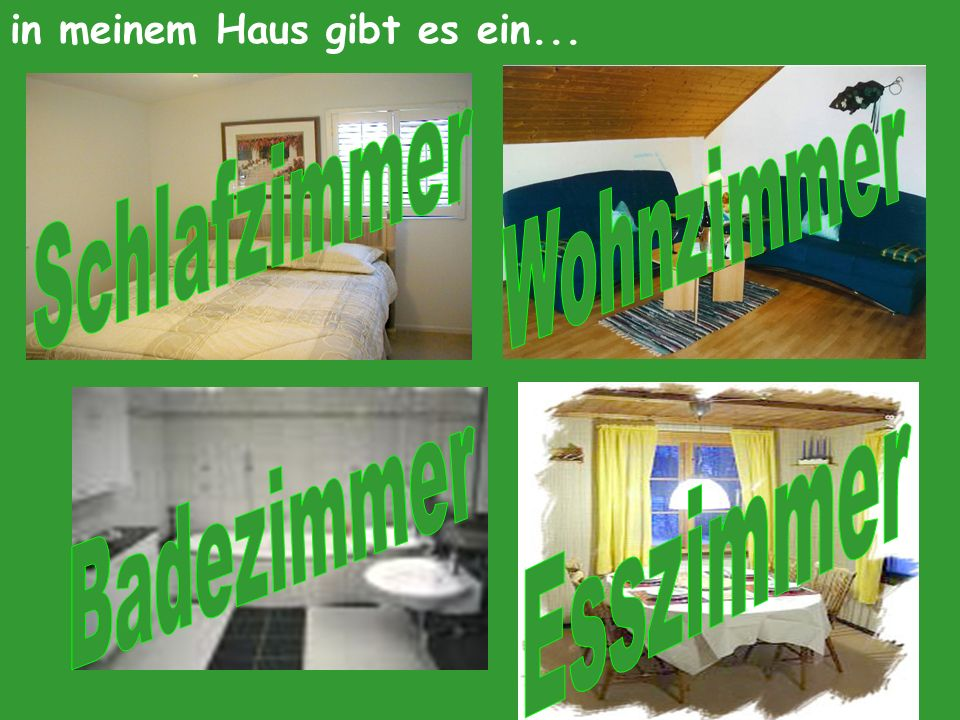 Schlafzimmer Wohnzimmer Esszimmer Badezimmer