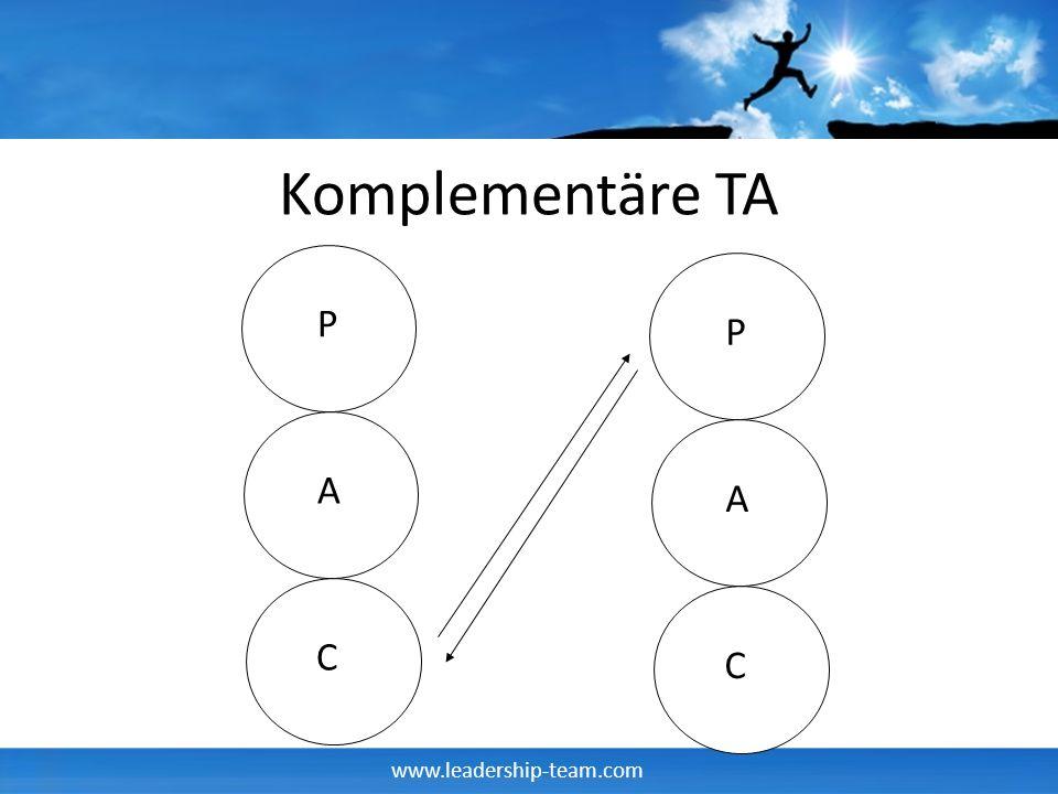 Komplementäre TA