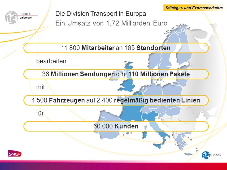 Ein Umsatz von 1,72 Milliarden Euro