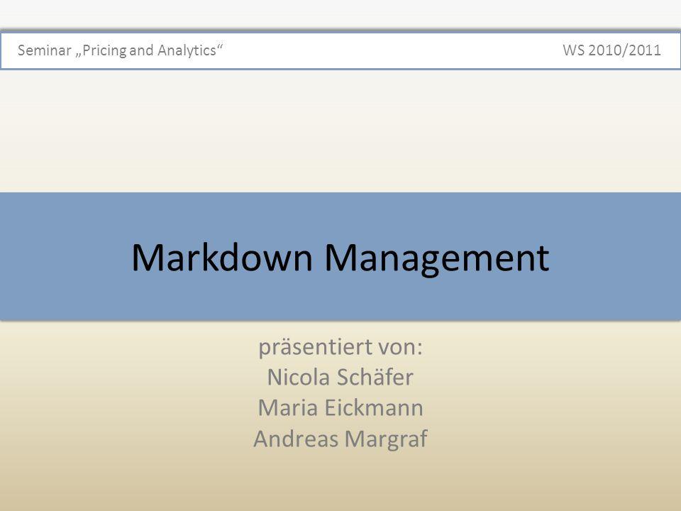 präsentiert von: Nicola Schäfer Maria Eickmann Andreas Margraf