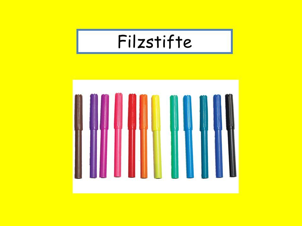 Filzstifte
