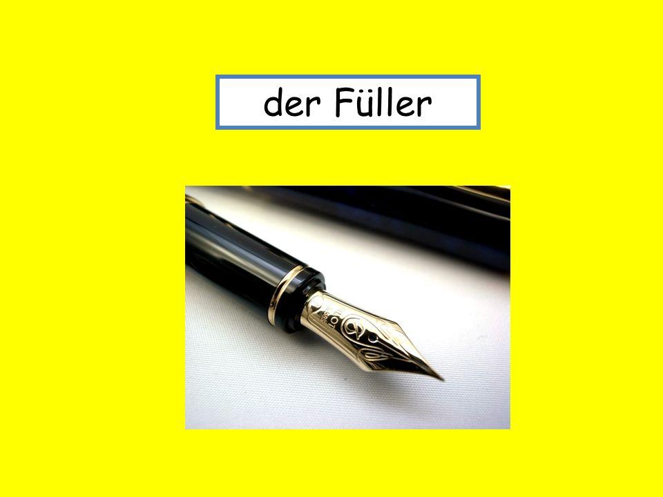 der Füller 13