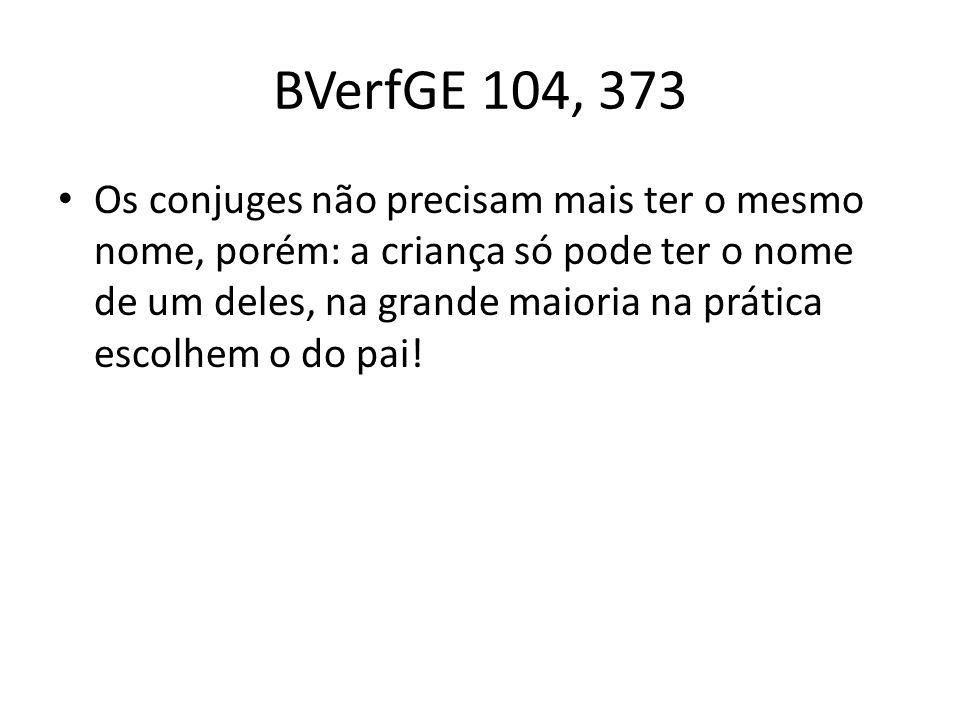 BVerfGE 104, 373
