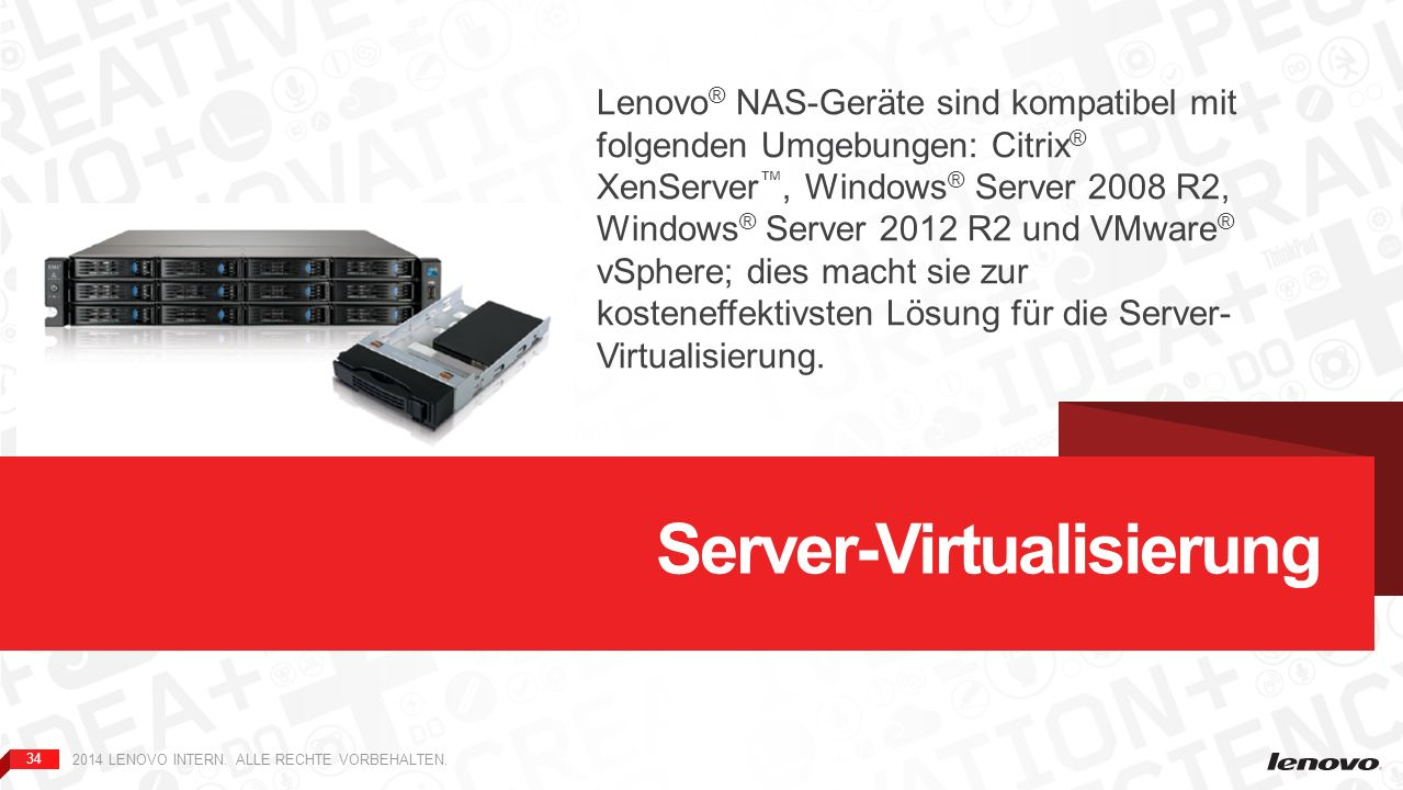 Server-Virtualisierung