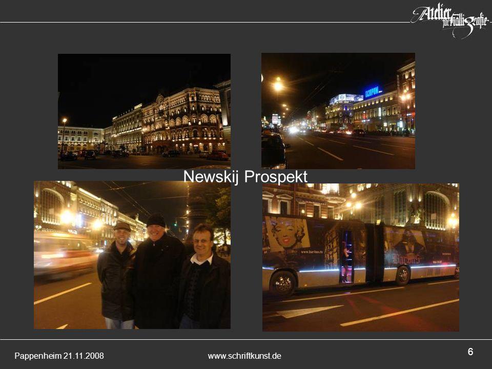 Newskij Prospekt
