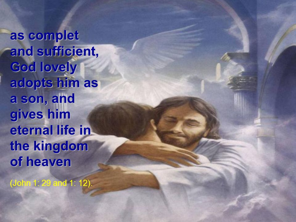 eternal life in the kingdom of heaven