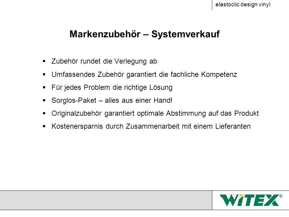 Markenzubehör – Systemverkauf