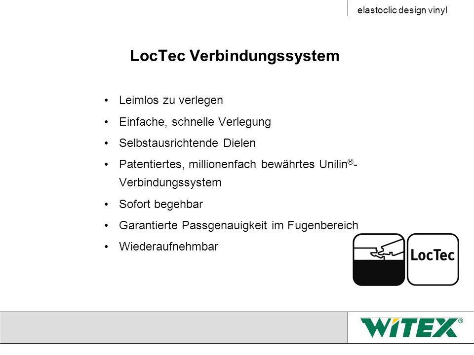 LocTec Verbindungssystem