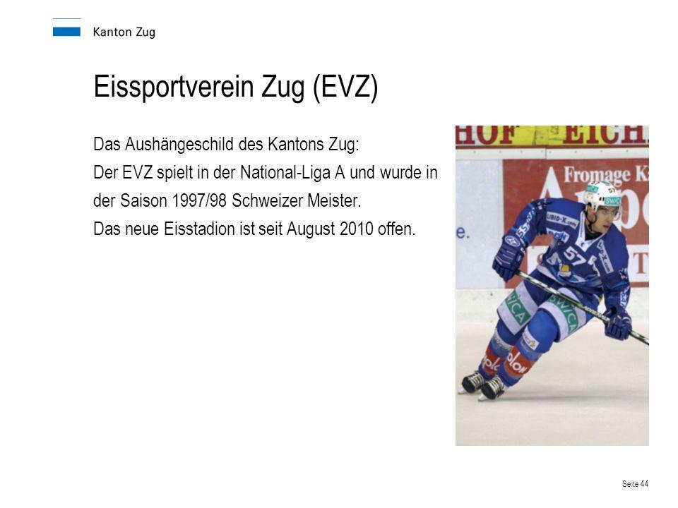 Eissportverein Zug (EVZ)