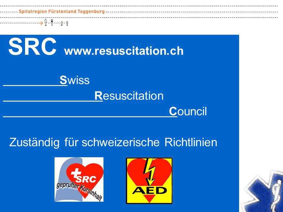 SRC www.resuscitation.ch