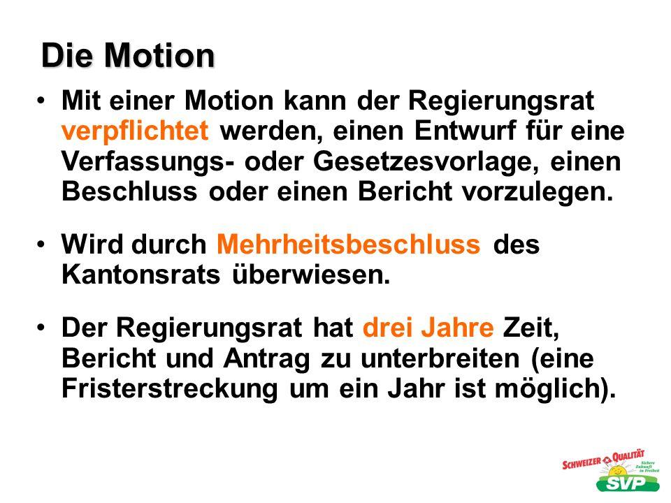 Die Motion