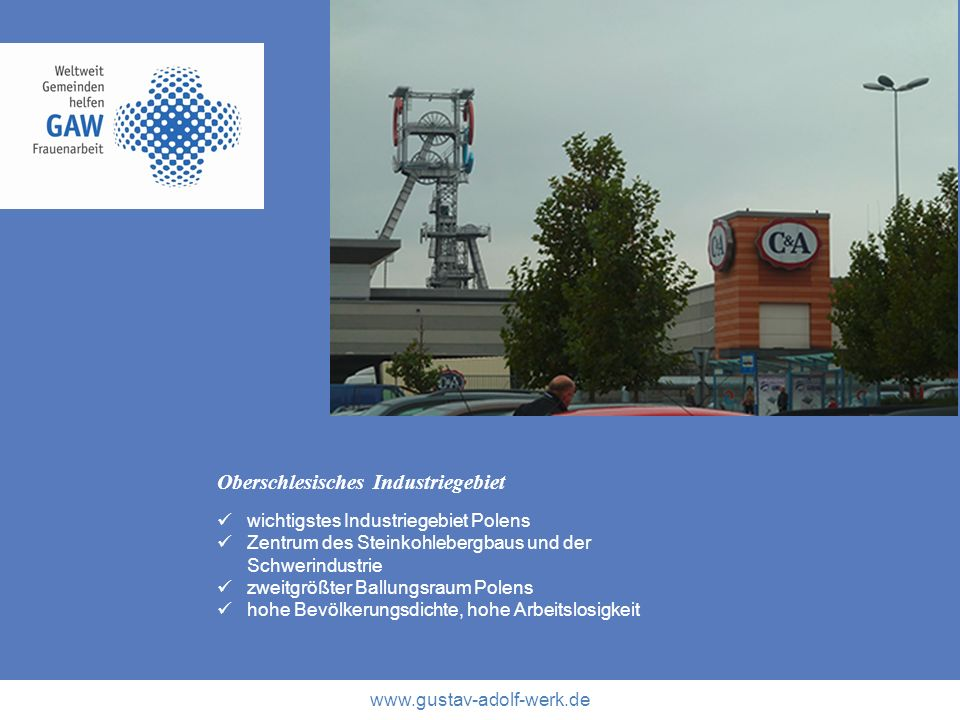 Oberschlesisches Industriegebiet