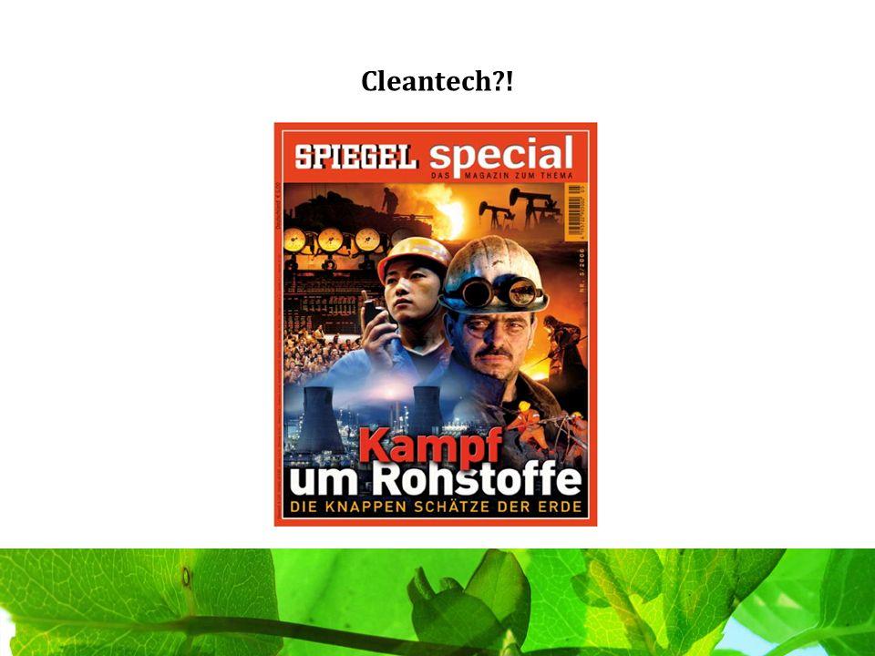 Cleantech !