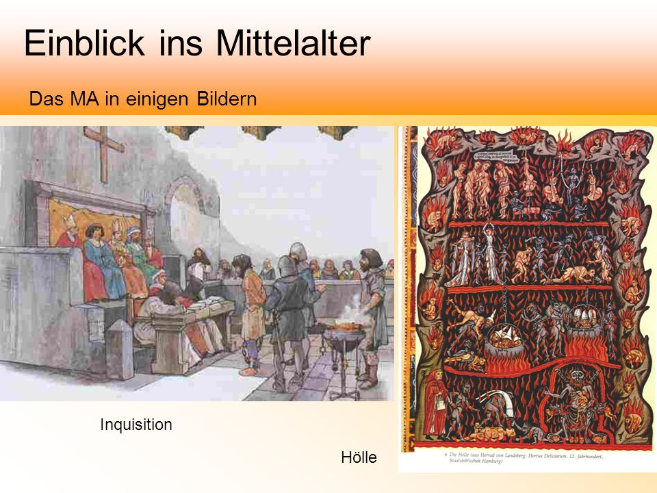Einblick ins Mittelalter