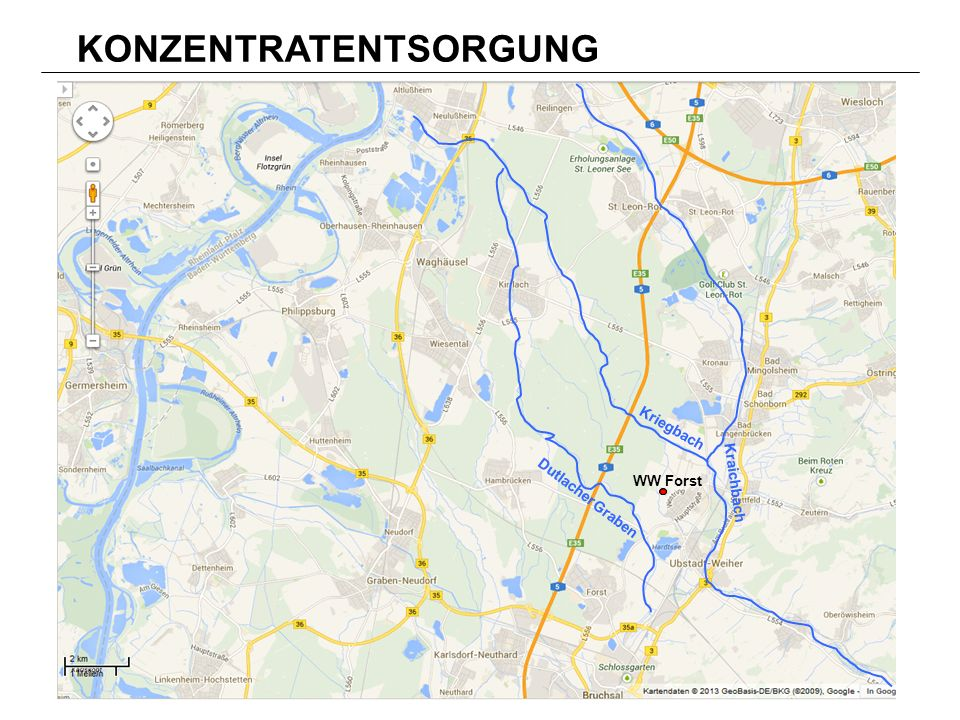 KONZENTRATENTSORGUNG