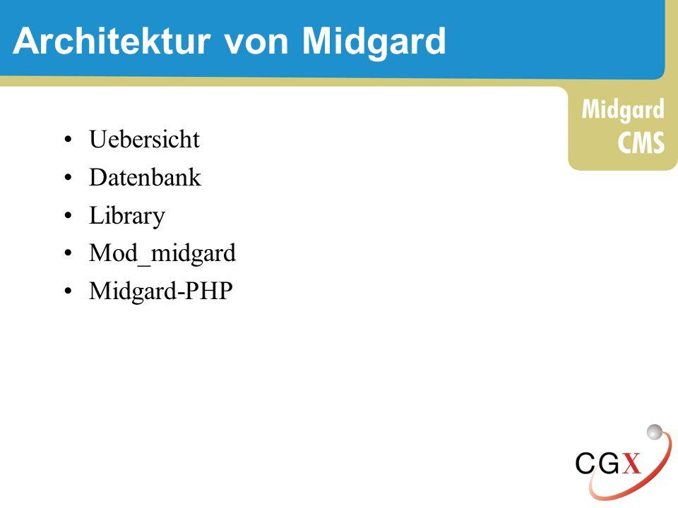 Architektur von Midgard