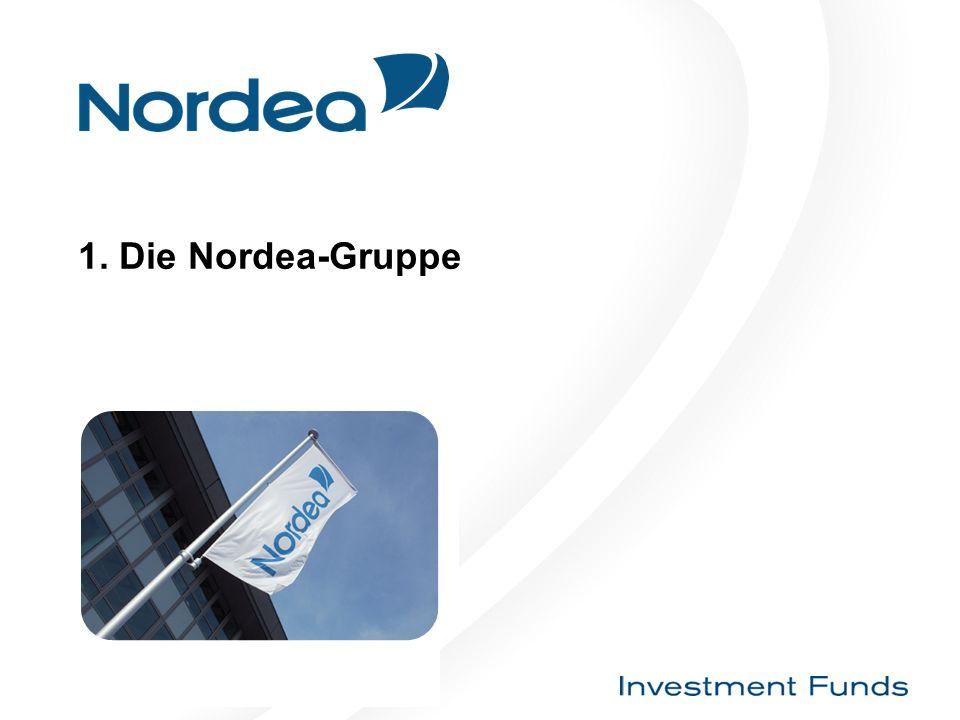 1. Die Nordea-Gruppe 2