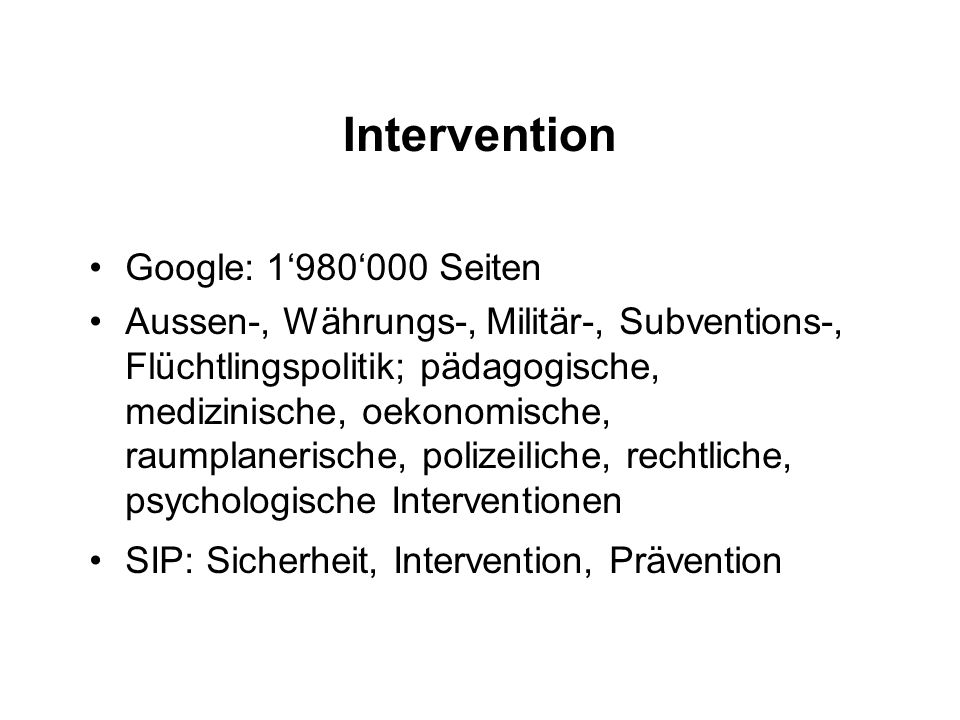 Intervention Google: 1'980'000 Seiten