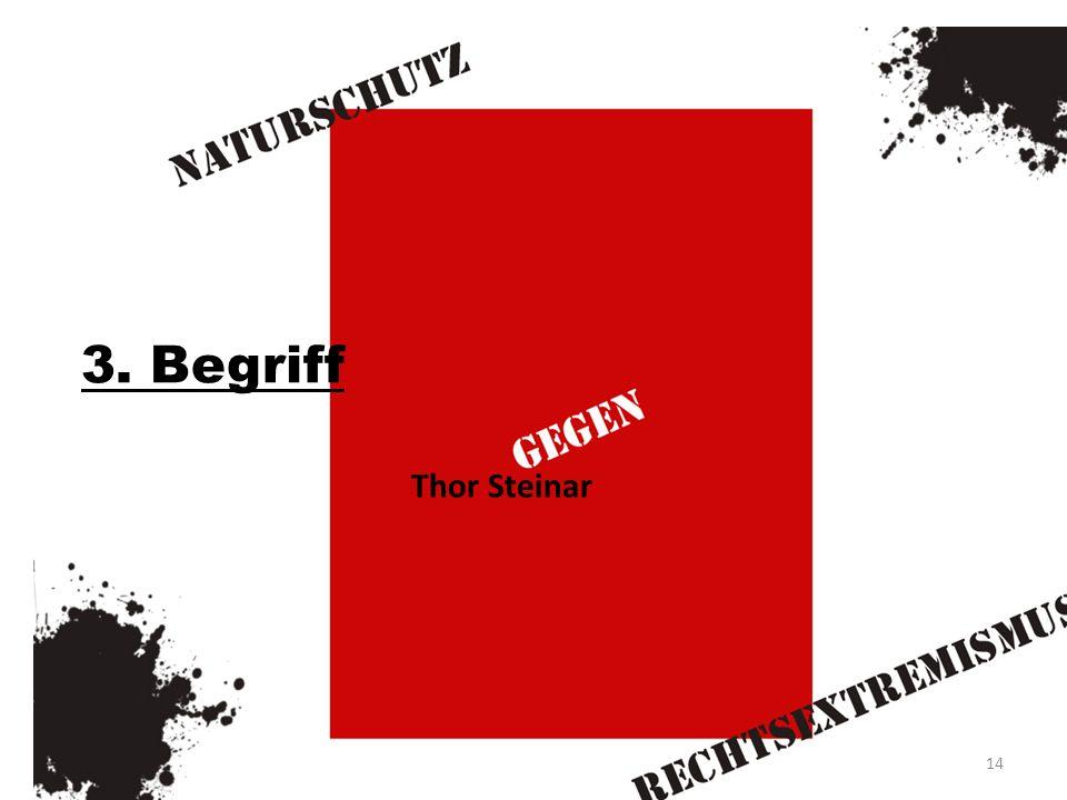 3. Begriff Thor Steinar