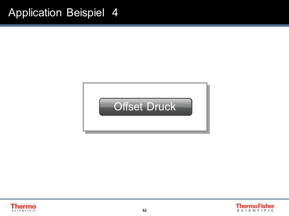 Application Beispiel 4 Offset Druck