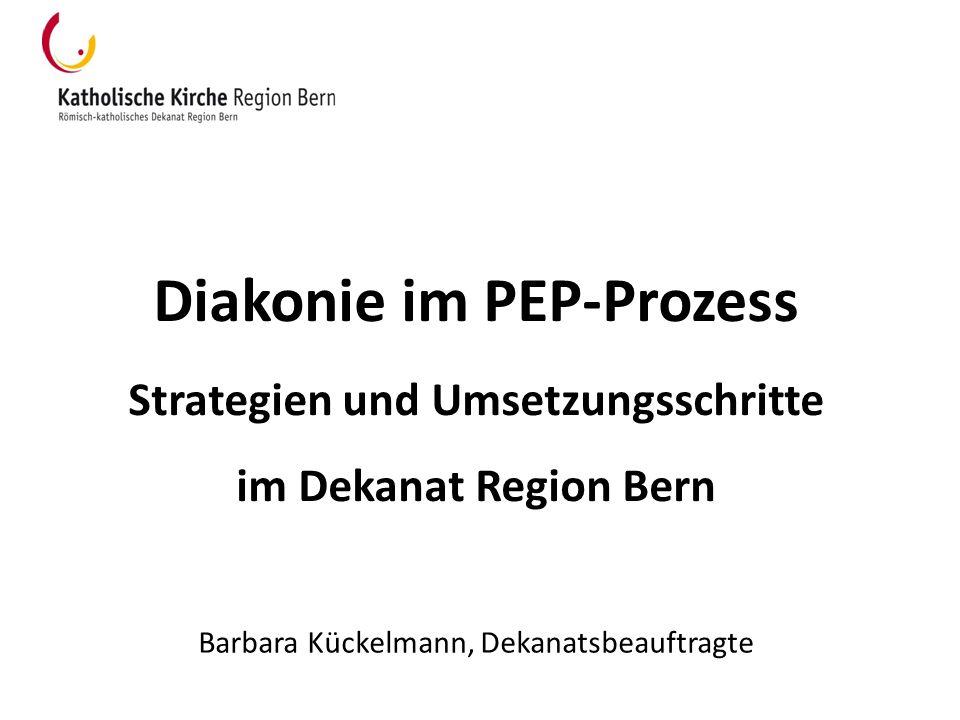 Barbara Kückelmann, Dekanatsbeauftragte