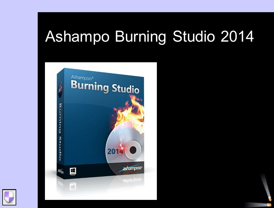 Ashampo Burning Studio 2014