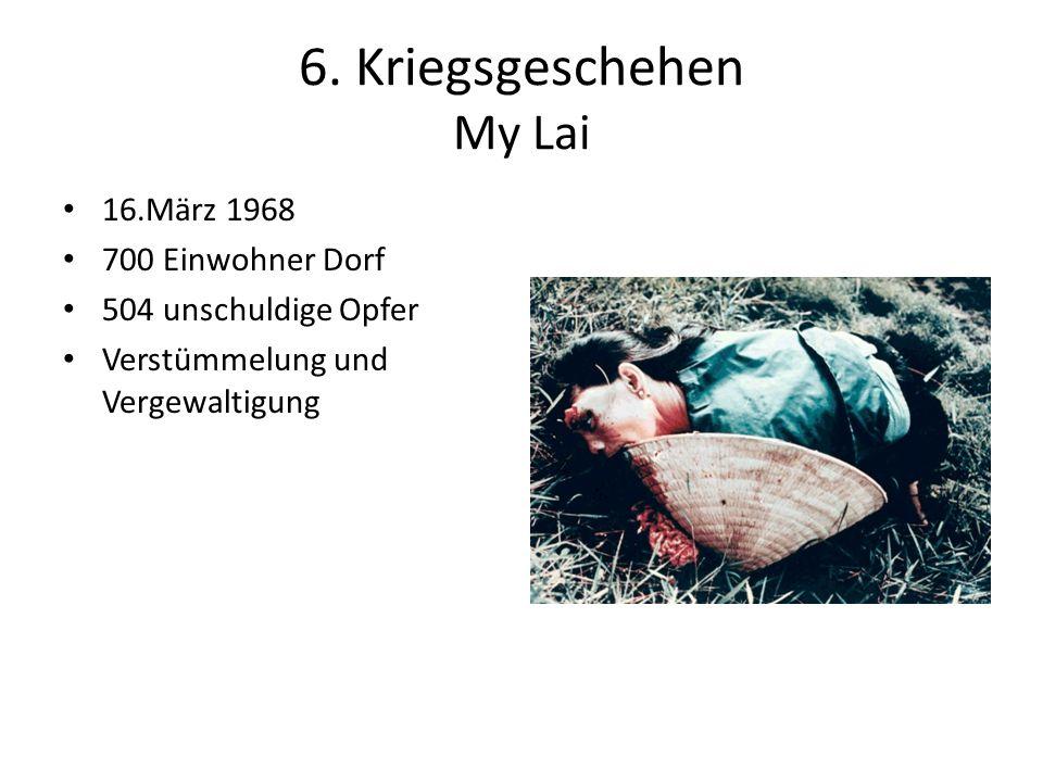 6. Kriegsgeschehen My Lai