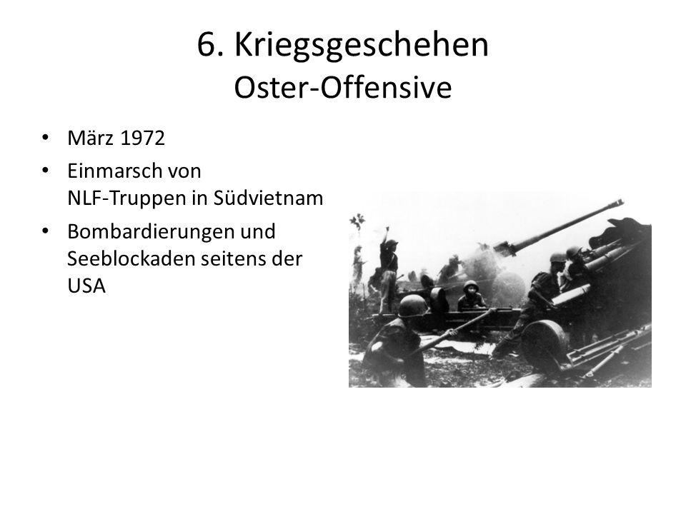6. Kriegsgeschehen Oster-Offensive