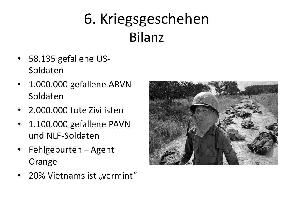 6. Kriegsgeschehen Bilanz