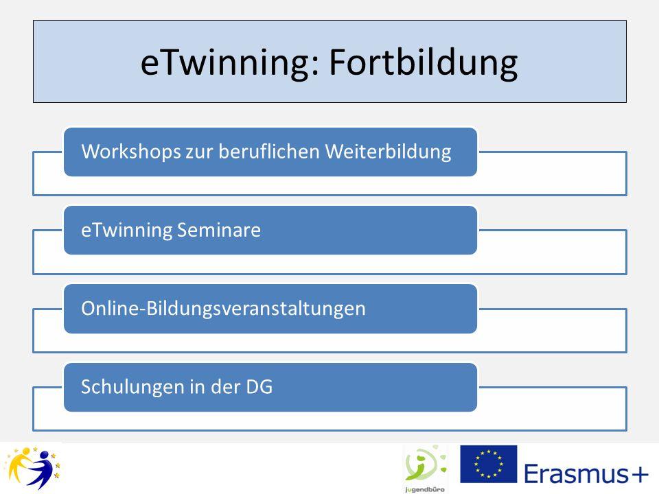 eTwinning: Fortbildung