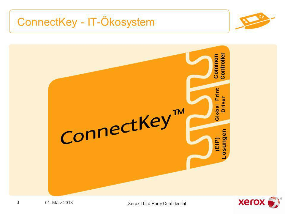 ConnectKey - IT-Ökosystem
