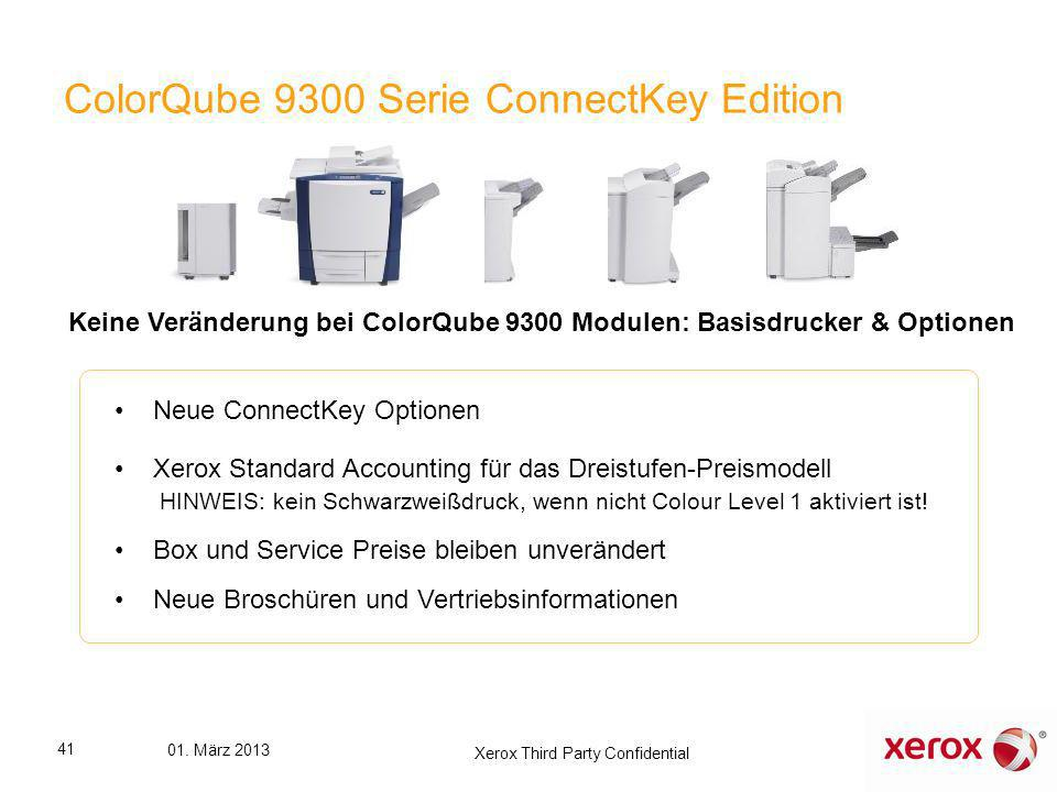 ColorQube 9300 Serie ConnectKey Edition
