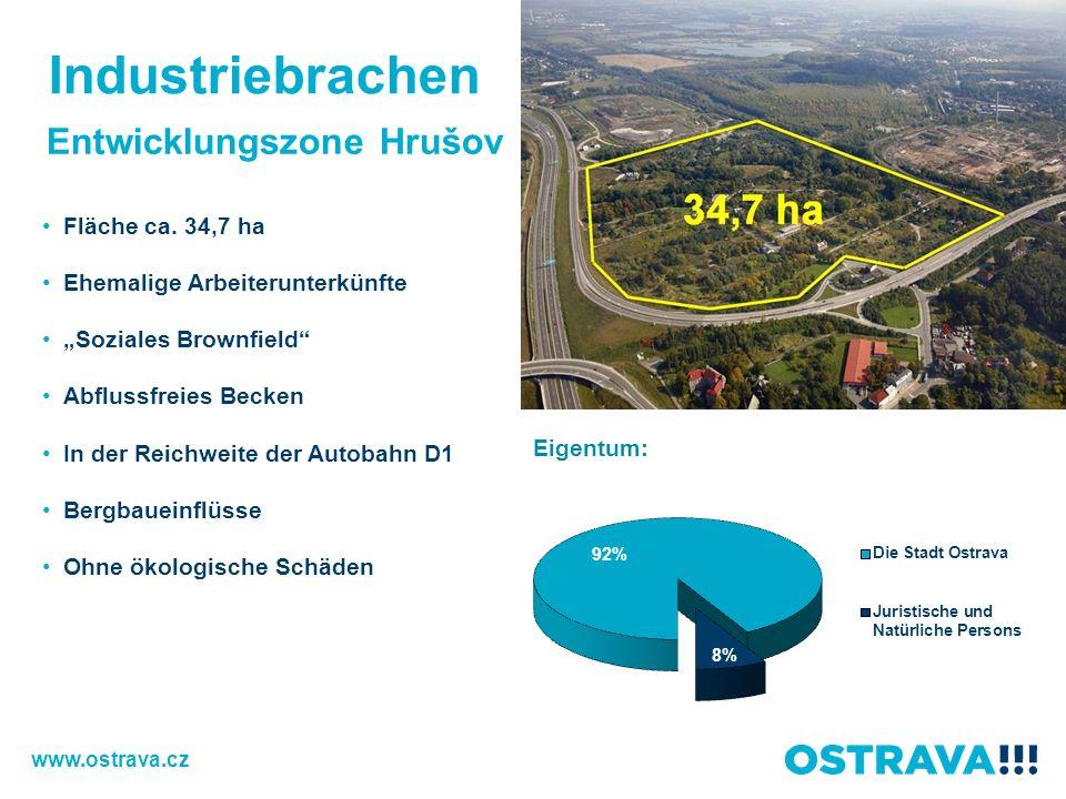 Entwicklungszone Hrušov