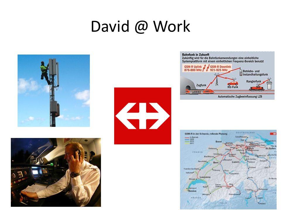 David @ Work