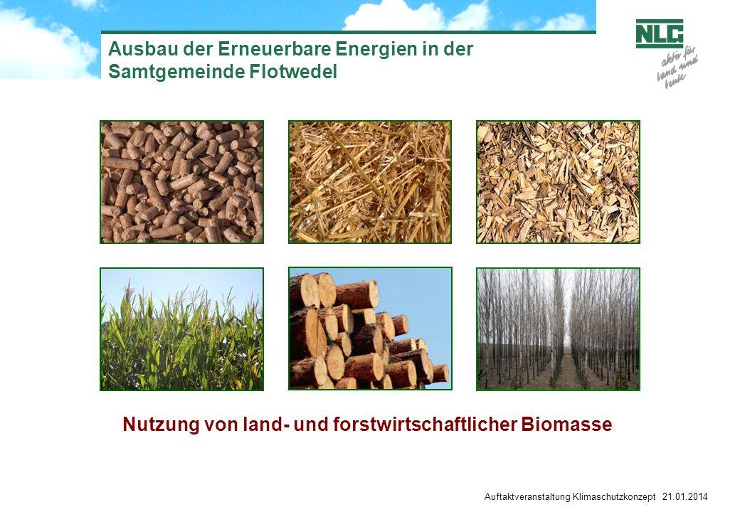 Ausbau der Erneuerbare Energien in der Samtgemeinde Flotwedel