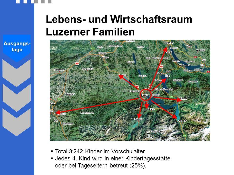 Lebens- und Wirtschaftsraum Luzerner Familien
