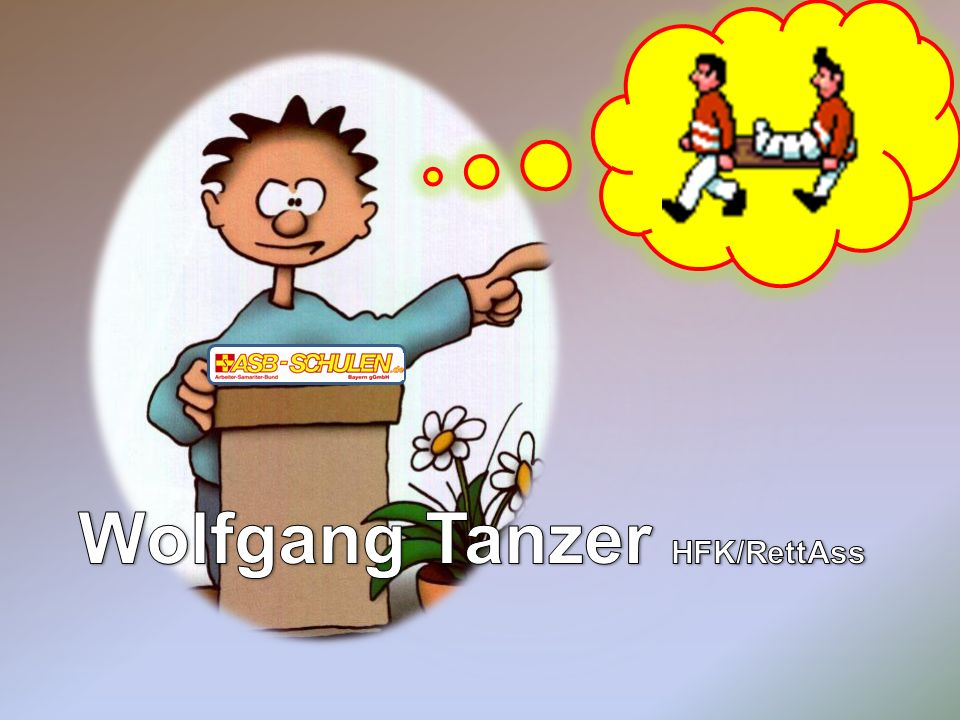 Wolfgang Tanzer HFK/RettAss