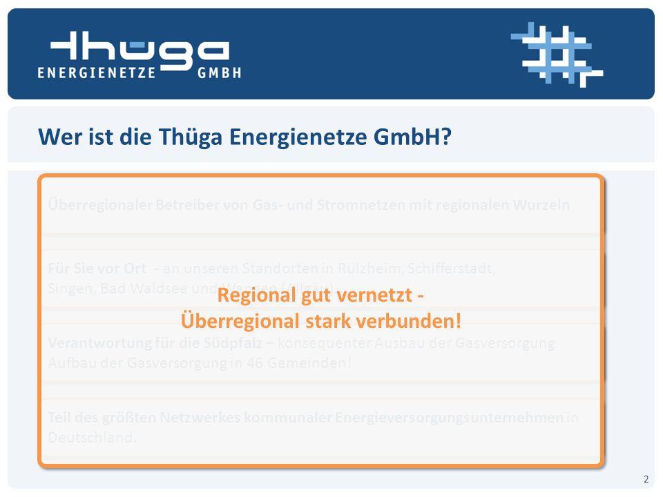 Wer ist die Thüga Energienetze GmbH