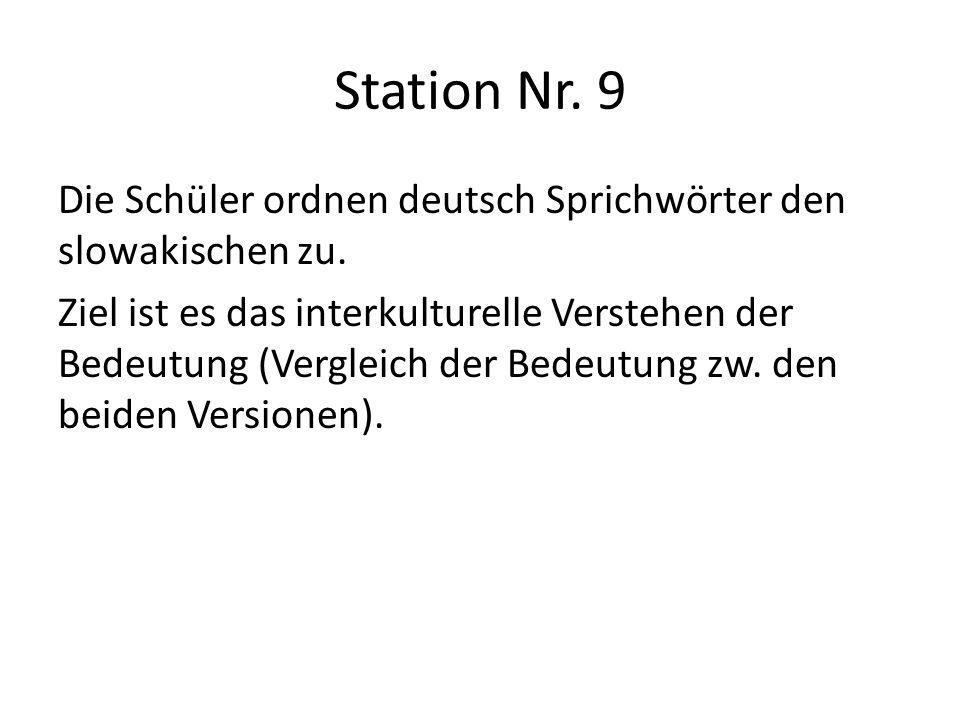 Station Nr. 9