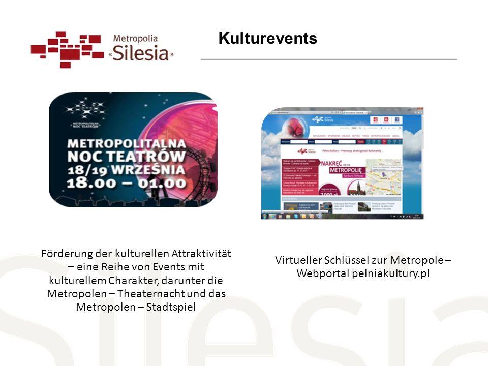 Virtueller Schlüssel zur Metropole – Webportal pelniakultury.pl