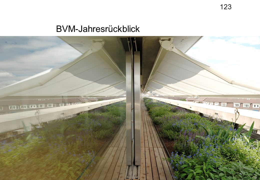 BVM-Jahresrückblick IV-Kaderveranstaltung vom 4. Februar 2014